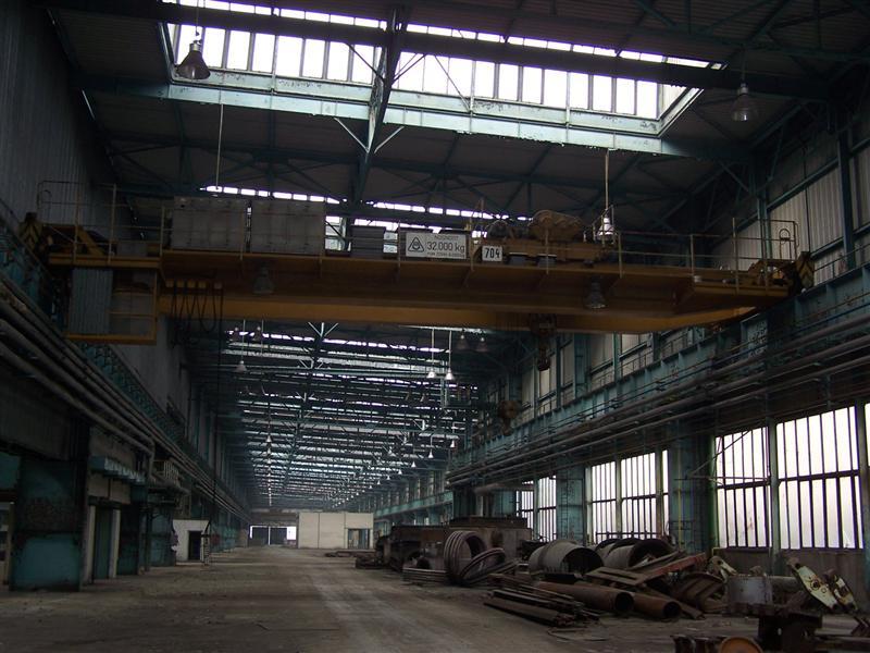 Ocelové haly