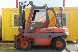 VZV Linde H 60 D - Vysokozdvižný vozík Linde H 60 D