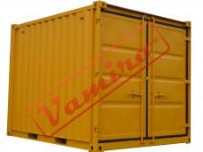 """Skladový kontejner 8 """" - NOVÝ NA OBJEDNÁVKU - Skladový kontejner 8"""" NOVÝ"""