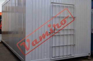 Obytný kontejner - REPASOVANÝ NA OBJEDNÁVKU - Obytný kontejner - obytná buňka 3m