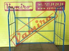 AKCE - skládací vozík - box - Přepravní skládací vozík - box