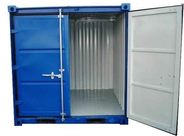 skladový kontejner